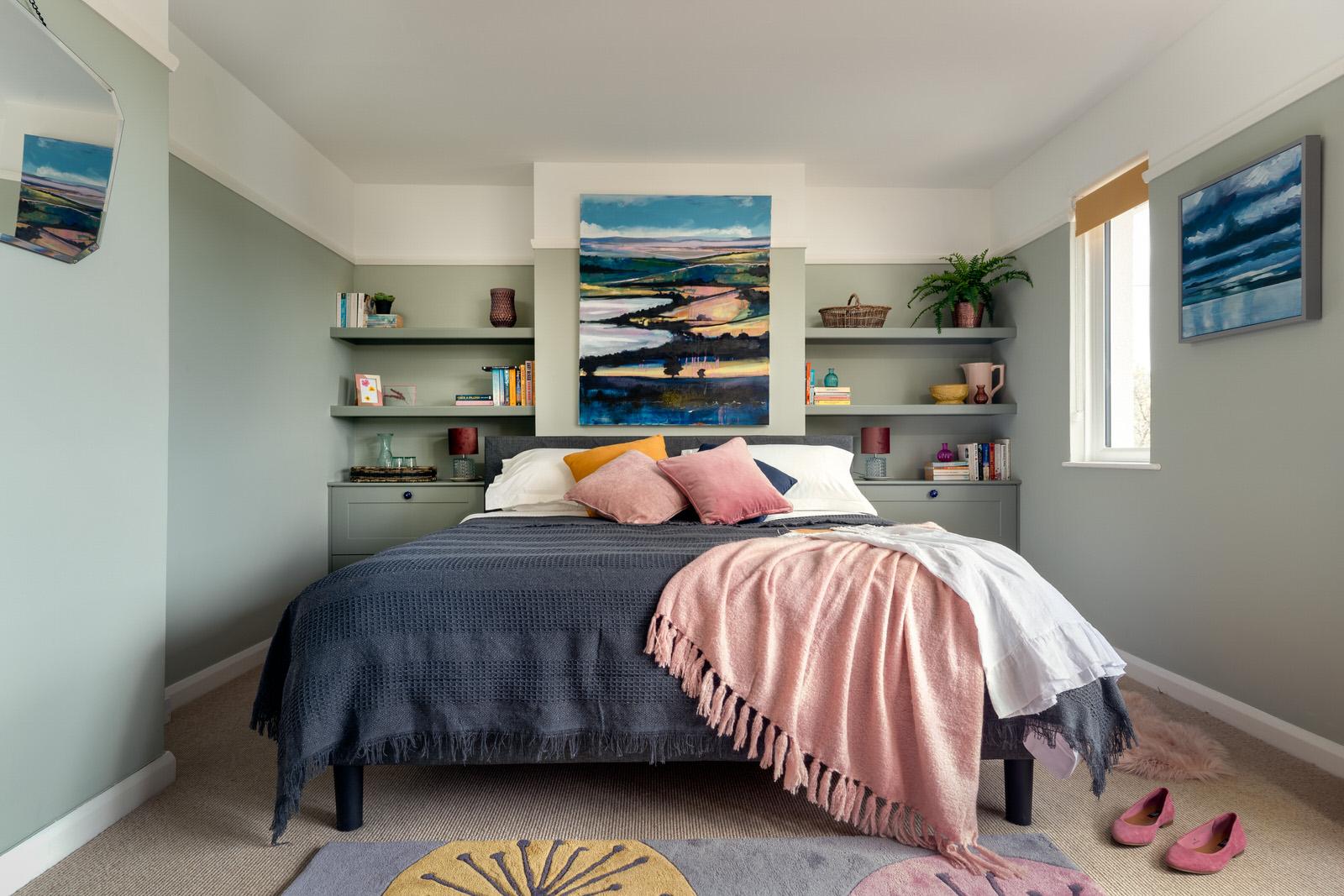 Hortons Master Bedroom