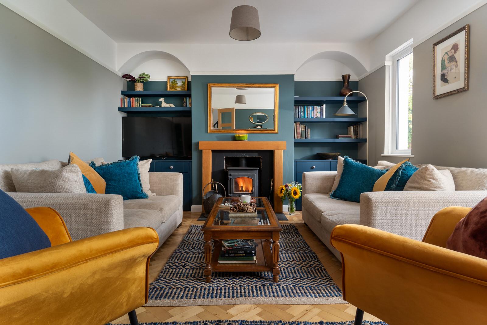 Hortons Living Room