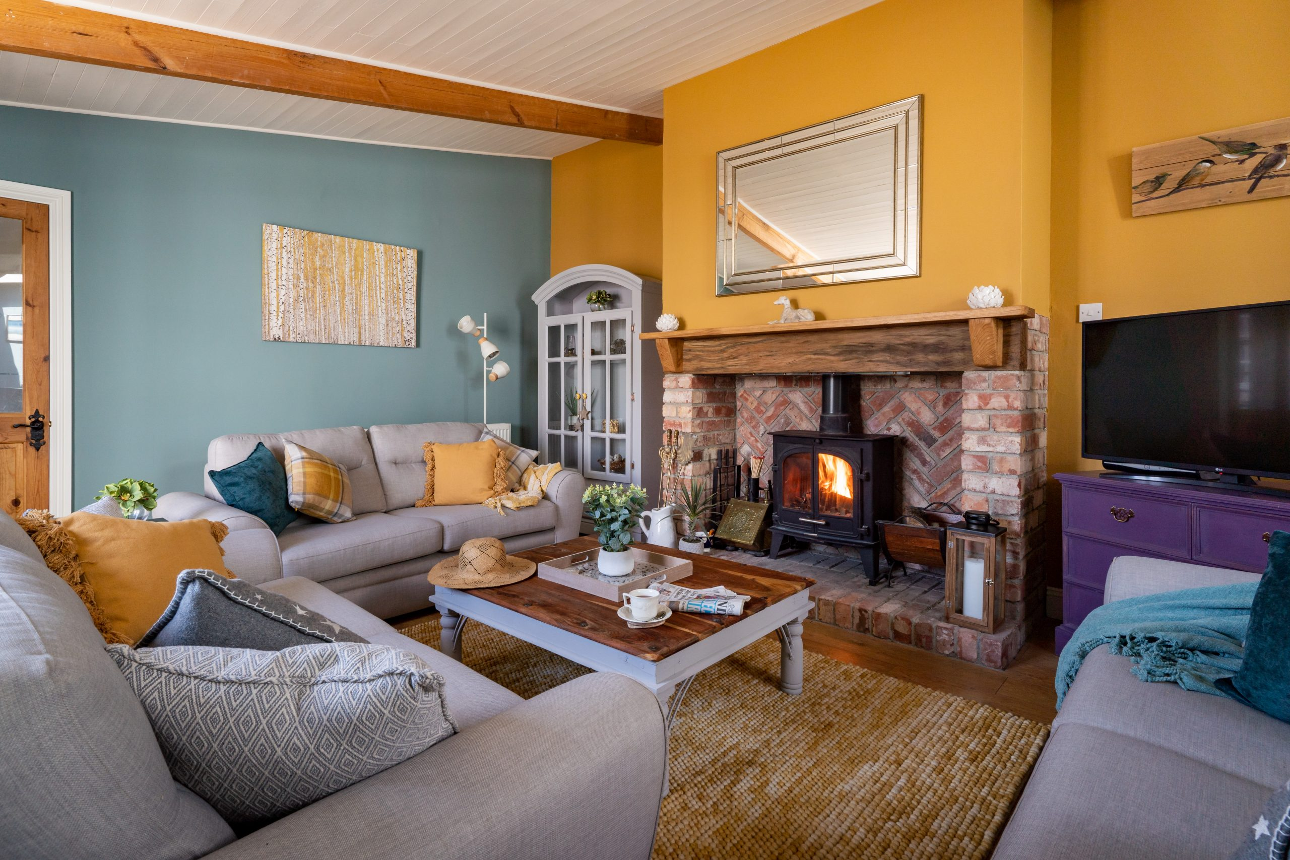 devon holiday home photography