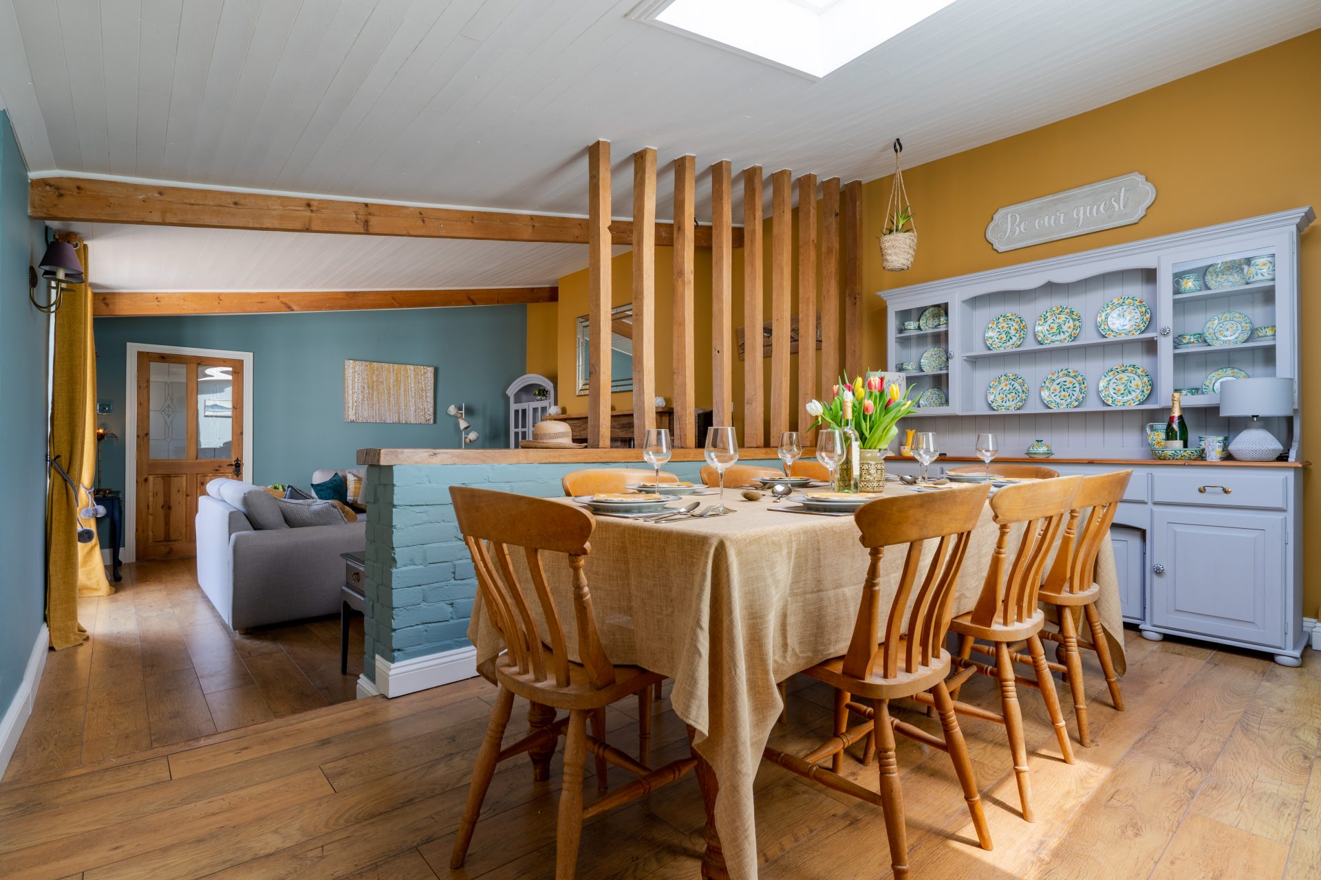 devon holiday home interior design and photography