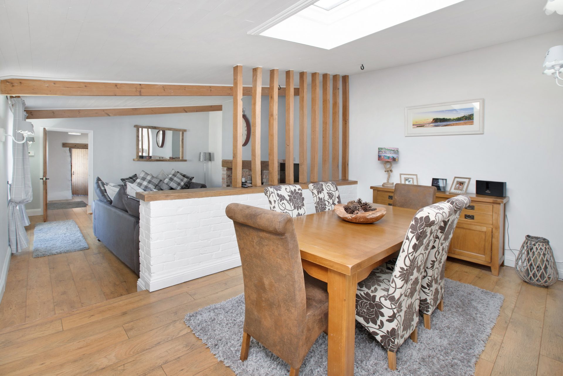devon holiday home interior design before the decoration