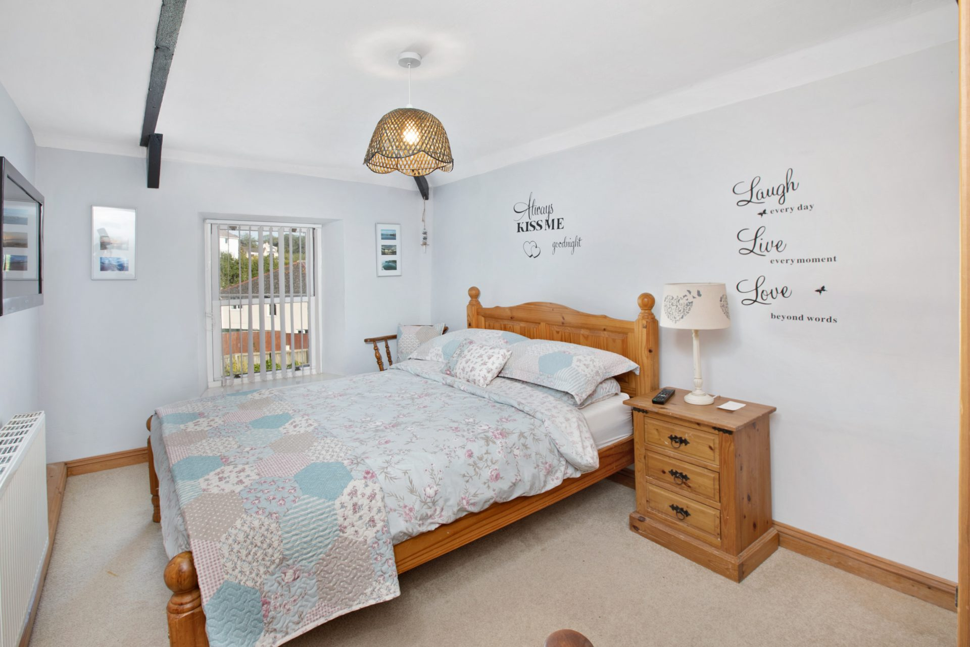 devon holiday home interior design before the decoration