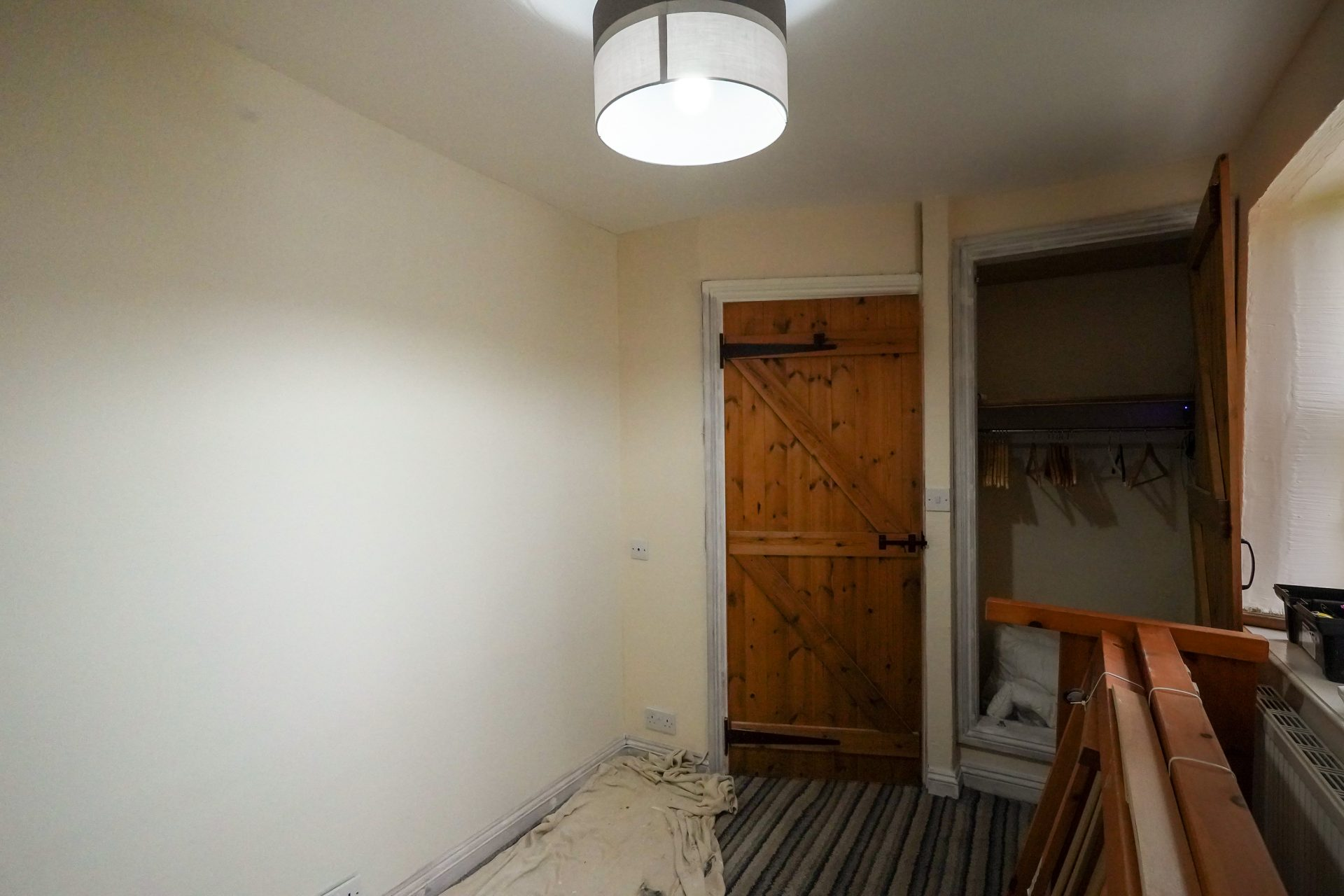 interior design before and after photo