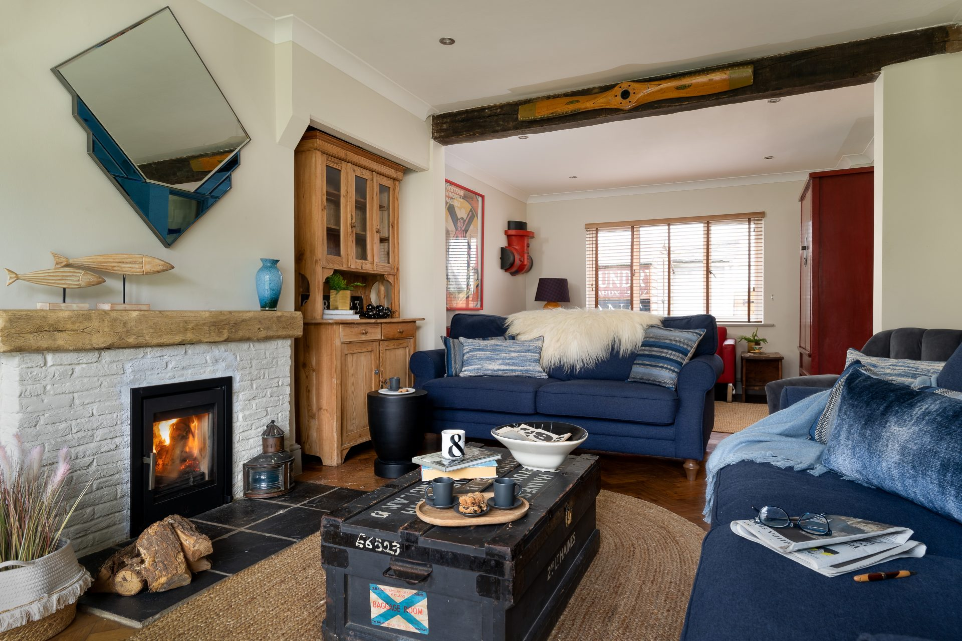 Quay House in Topsham - Interior Decoration & Photography