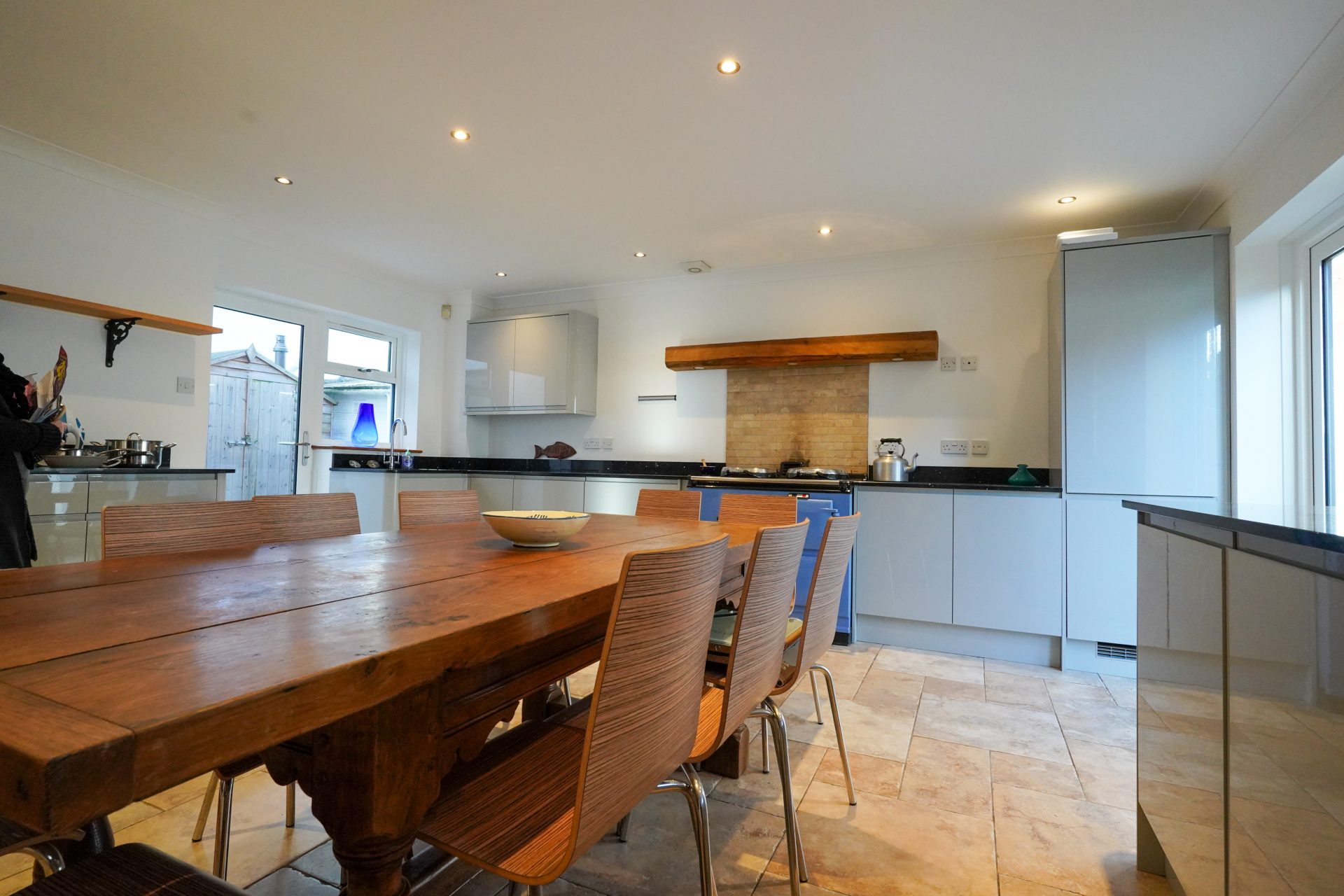 Quay House in Topsham Interior Decoration & Photography Project