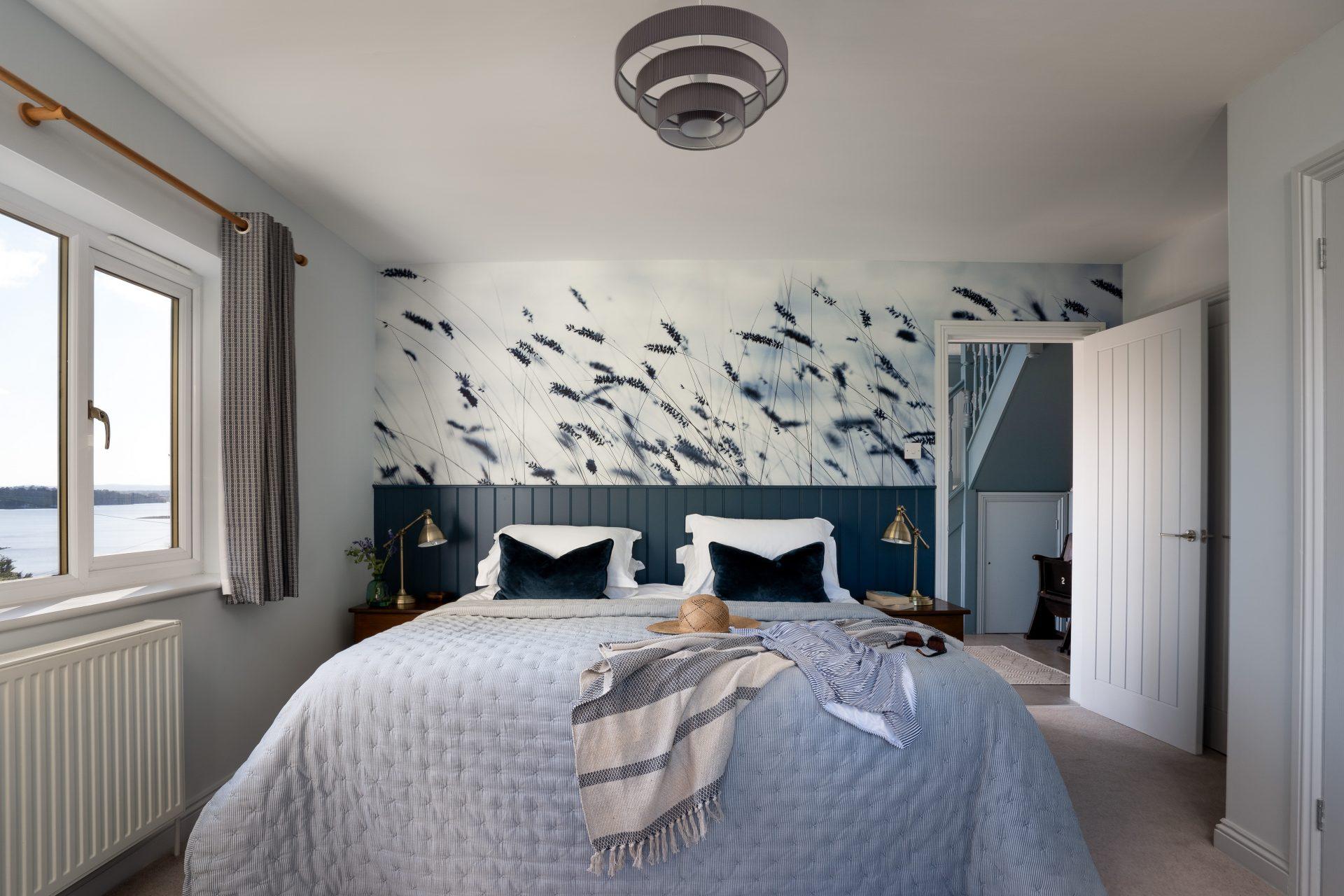 The Curlews GF bedroom after